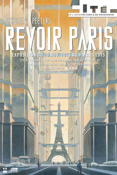Exposition : Revoir Paris