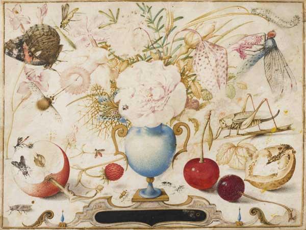 Exposition : Entre Goltzius et Van Gogh