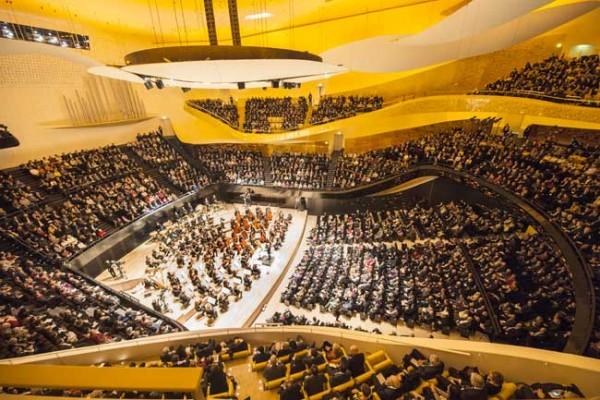 Philharmonie de Paris : place à la musique !