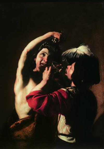 Exposition : Les Bas-fonds du Baroque, la Rome du vice et de la misère