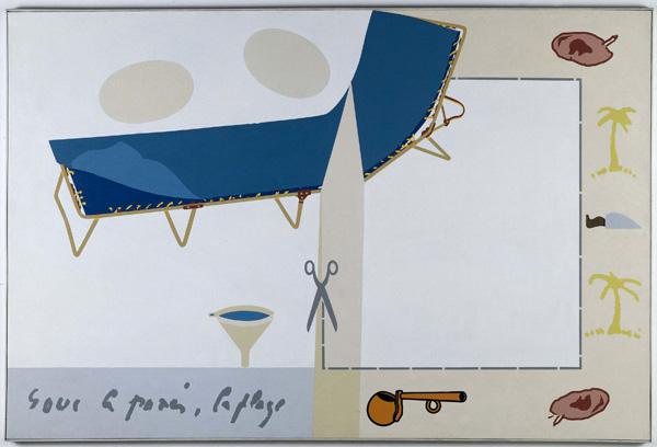 Exposition : Hervé Télémaque