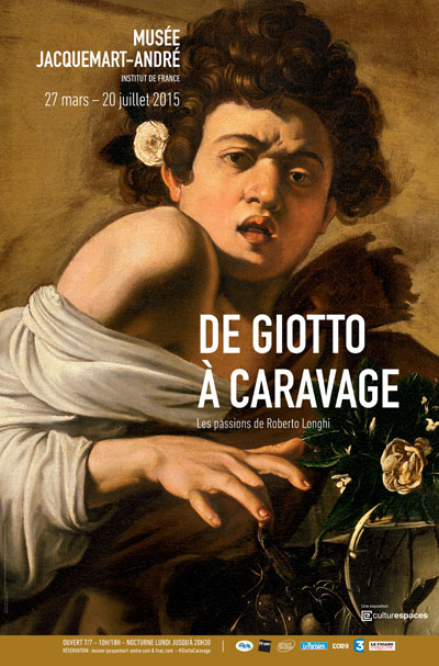 Exhibition: De Giotto à Caravage