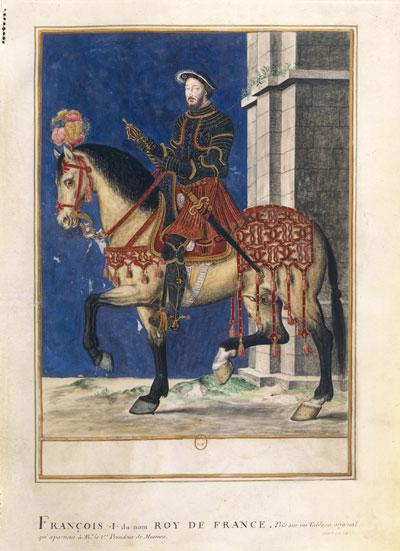 Exhibition: François 1er, Pouvoir et image