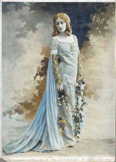 Exposition : De Carmen à Mélisande