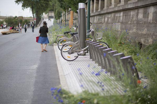 Paris va doubler ses pistes cyclables d'ici 2020