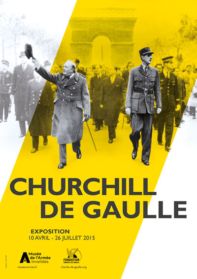 Exposition : Churchill – de Gaulle