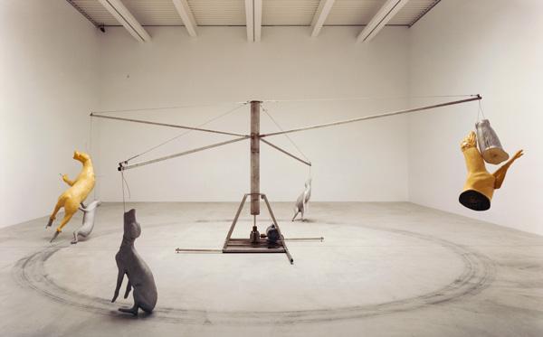 Exposition : Bruce Nauman