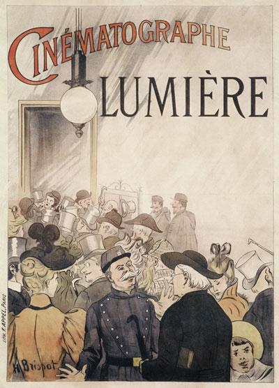 Exposition : Lumière ! Le cinéma inventé