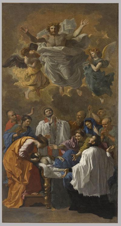 Exposition : Poussin et Dieu