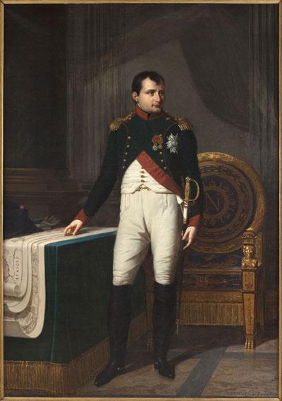 Exposition : Napoléon et Paris, rêves d'une capitale