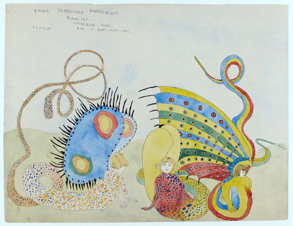 Exhibition: Henry Darger