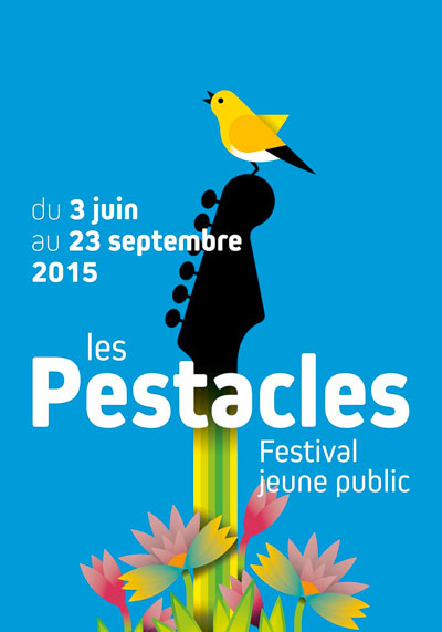 Les Pestacles au Parc floral de Paris