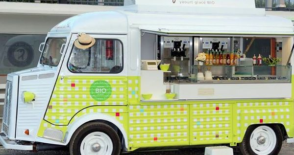 Des food trucks au jardin d'acclimatation !