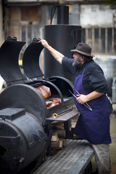 La Braise: a giant barbecue along the banks of the Seine