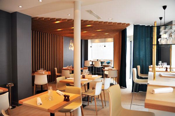 Quinte : le restaurant design du 16ème arrondissement