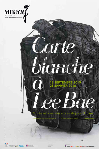 Exhibition: Carte blanche à Lee Bae