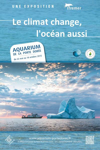 Exhibition: Le climat change, l'océan aussi
