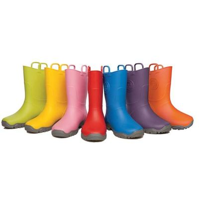 BoAtilus, the eco-friendly rubber boot