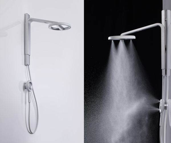 Nebia: the futuristic shower that does our planet good