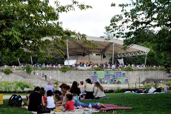 Classique au vert : un été musical au Parc floral de Paris