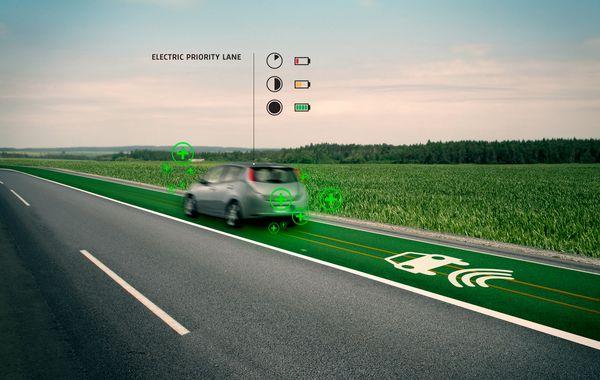 L'autoroute à induction : avenir de la mobilité électrique ?
