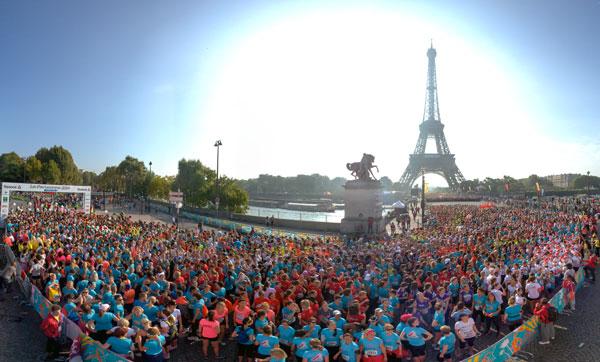 19ème édition de la course La Parisienne