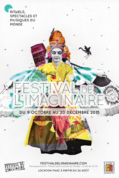 The Festival de l'imaginaire comes back for its 19th edition