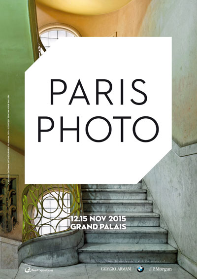 Paris Photo comes back for its 19th edition at the Grand Palais