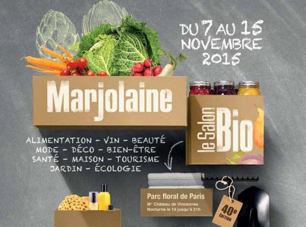 The Salon Marjolaine celebrates its 40th anniversary
