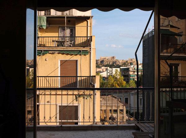 Exposition : Fenêtres sur Athènes