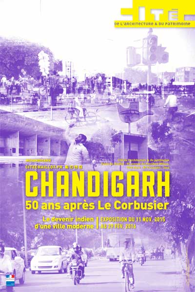 affiche-exposition-chandigarh-cite-architecture-green-hotels-paris-eiffel-trocadero-gavarni
