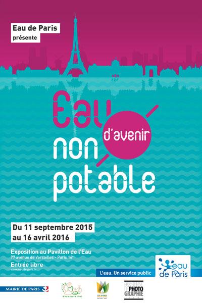 Exposition : Eau non potable, eau d'avenir