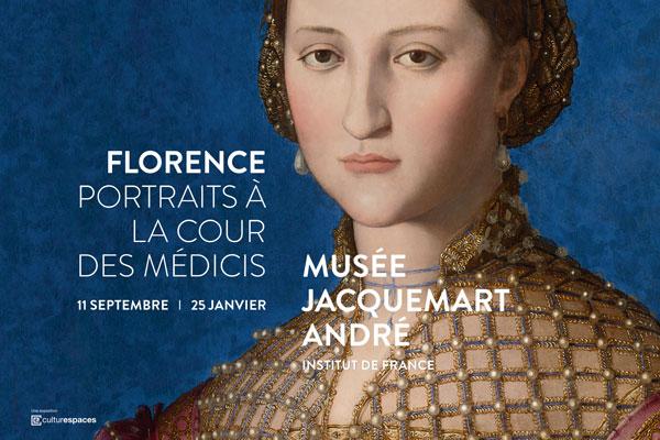 Exposition : Florence, portraits à la cour des Médicis