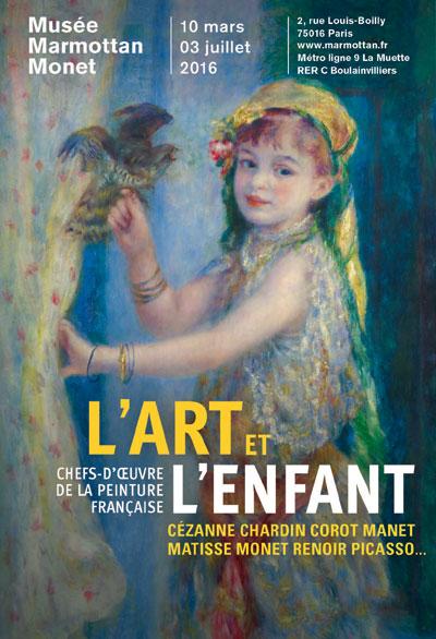 Exposition : L'Art et l'enfant