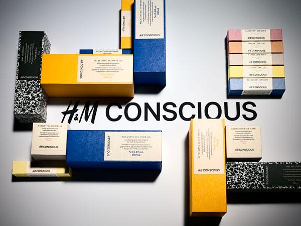 H&M se lance dans les cosmétiques biologiques