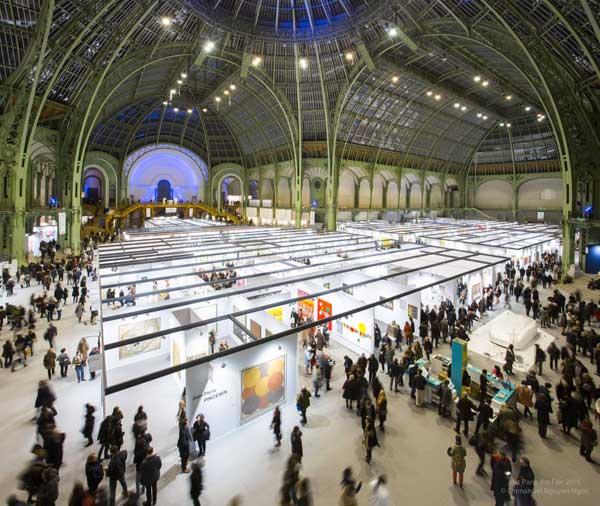 Art Paris Art Fair comes back for its 18th edition at the Grand Palais