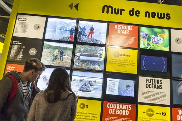 Exposition : Climat, l'expo à 360 °