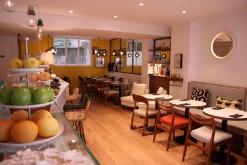 Thé Cool : le salon de thé revisité par Sarah Lavoine