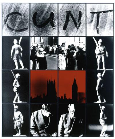 exposition-la-boite-de-pandore-photo-gilbert-et-george-cunt-1977-musee-d-art-moderne-roger-viollet-green-hotels-paris-eiffel-trocadero-gavarni