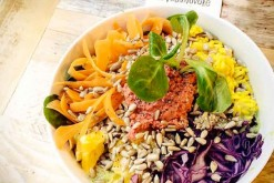 Le Veganovore: the healthy and vegan canteen of the 10th