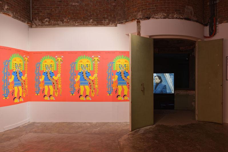 Exposition : Louidgi Beltrame – El brujo
