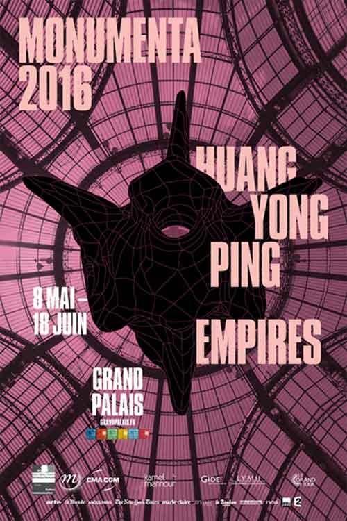 7ème édition de Monumenta au Grand Palais