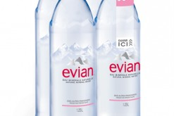 Evian launches a new more ecological packaging