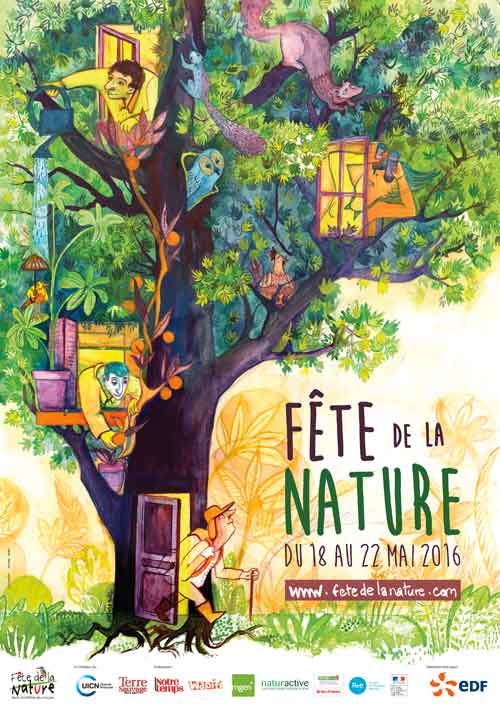 The Fête de la Nature is back for its 10th edition