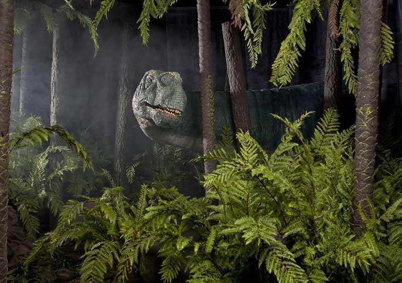 Exposition : Autour des dinosaures