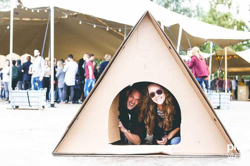 KarTent : la tente écologique pour les festivals de l'été !