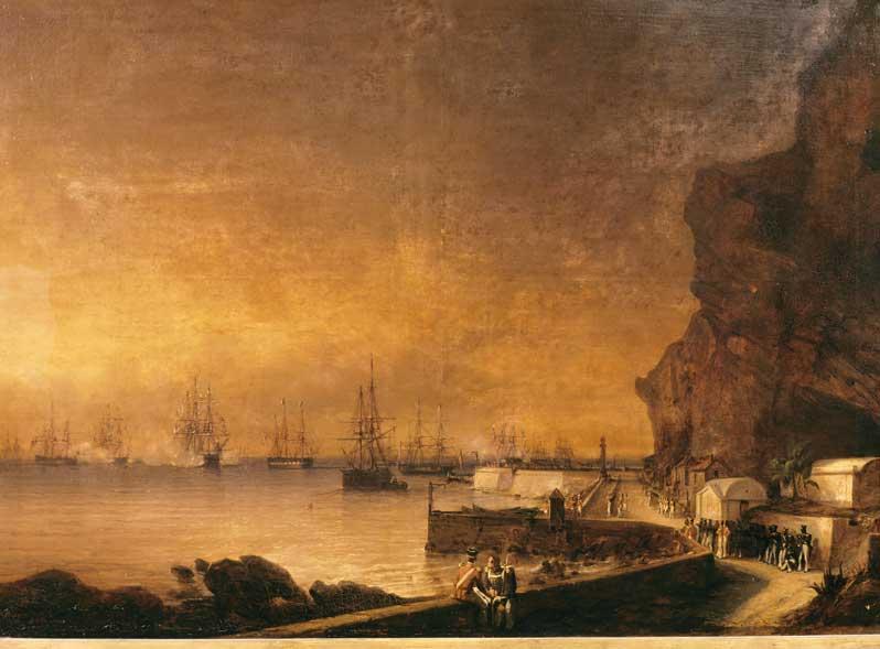 baie-sainte-helene-exposition-napoleon-musee-armee-green-hotels-paris-eiffel-trocadero-gavarni