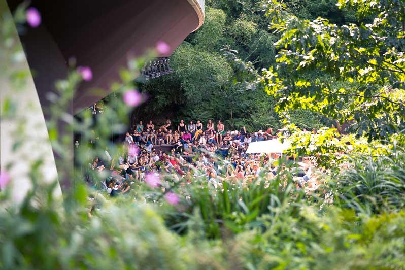 Les Siestes Electroniques : le bol d'air frais musical de l'été