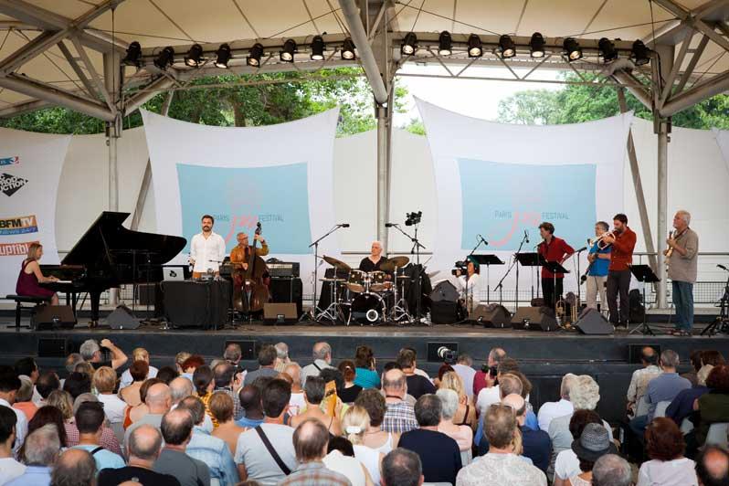 23ème édition du Paris Jazz Festival