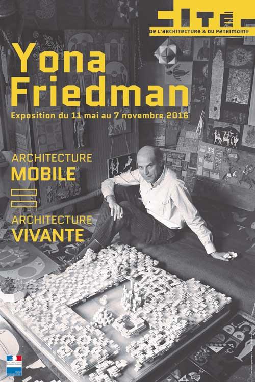 Exposition : Yona Friedman
